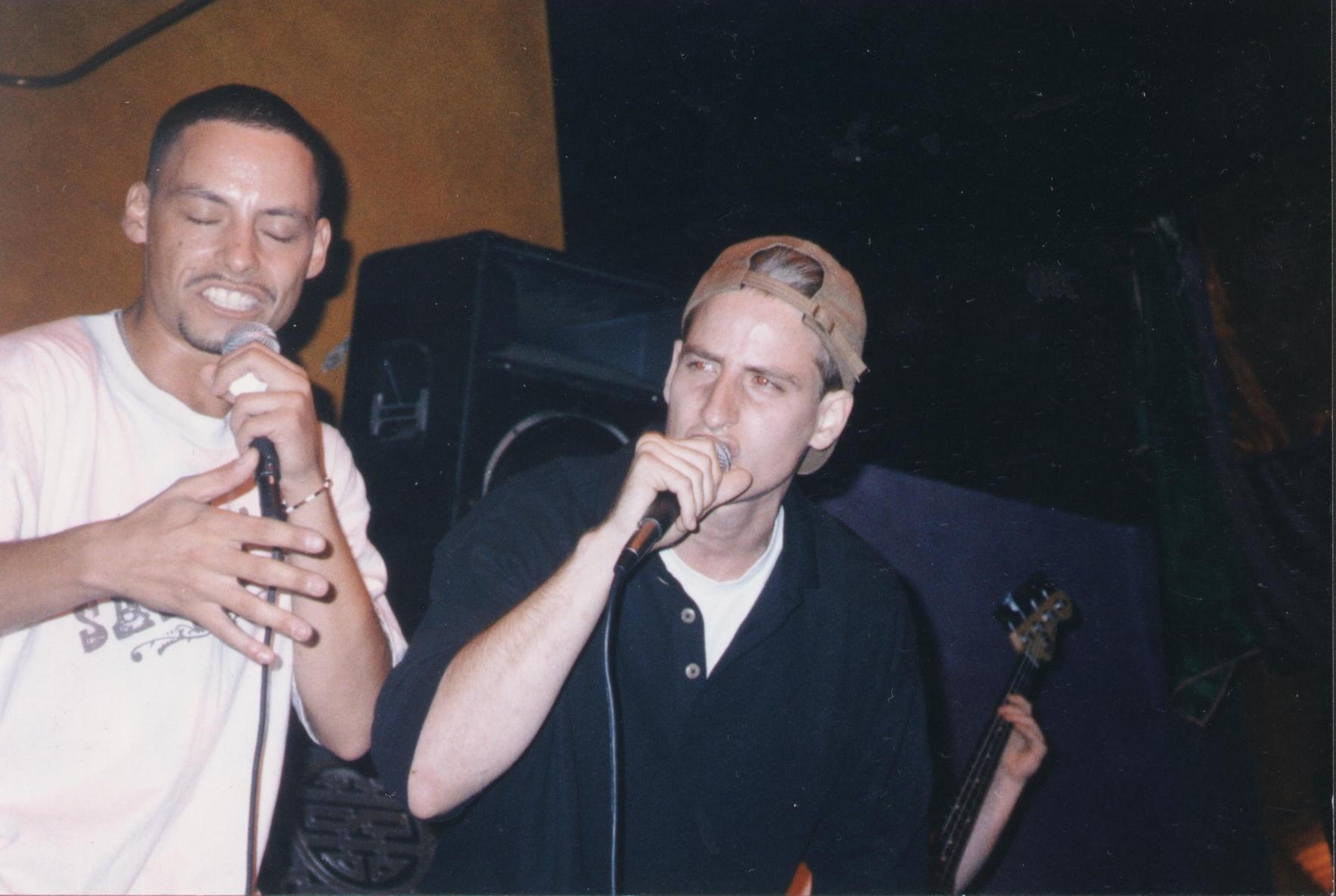 Siba & Zook-Buddha Bar '96
